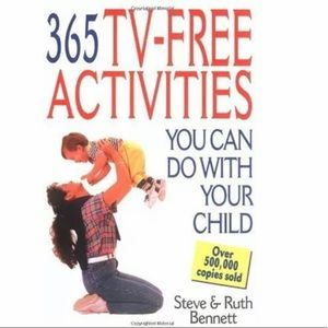 Free w/ purchase 365 TV free activities book